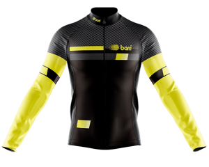 maillot-invierno-amarillo-frontal