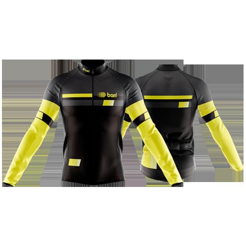 barri-maillot-giro-manga-larga-negro-amarillofluor